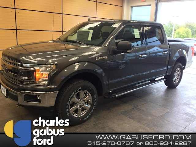 2018 F-150 SuperCrew Cab 4x4, Pickup #181134 - photo 1