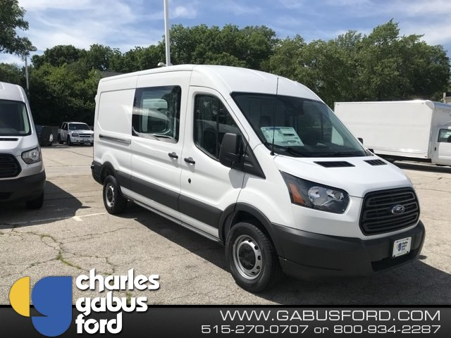 2018 Transit 250 Med Roof 4x2,  Empty Cargo Van #181164 - photo 1