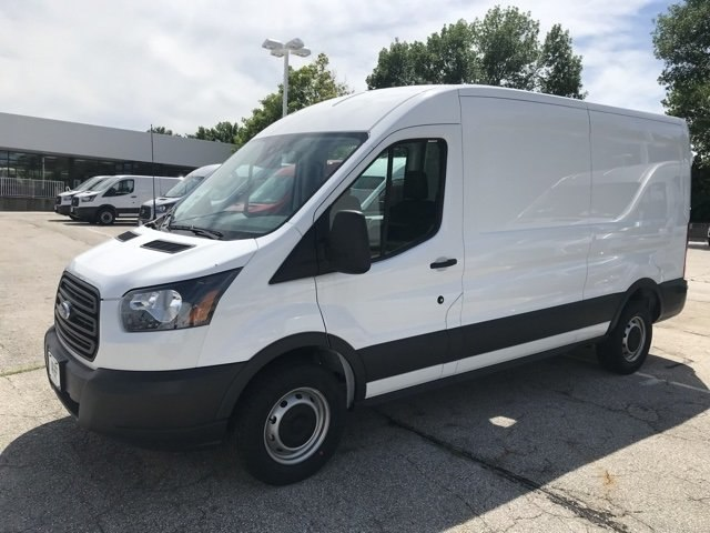 2018 Transit 250 Med Roof 4x2,  Empty Cargo Van #181164 - photo 3