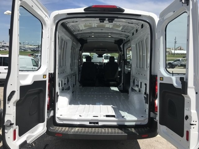 2018 Transit 250 Med Roof 4x2,  Empty Cargo Van #181164 - photo 6
