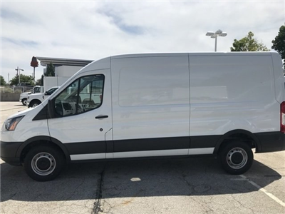 2018 Transit 250 Med Roof 4x2,  Empty Cargo Van #181164 - photo 4