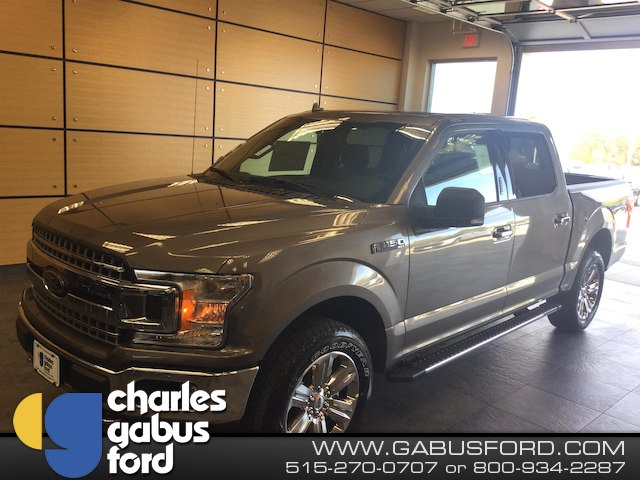 2018 F-150 Crew Cab 4x4 Pickup #181194 - photo 1