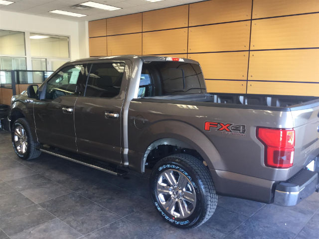 2018 F-150 Crew Cab 4x4 Pickup #181194 - photo 2