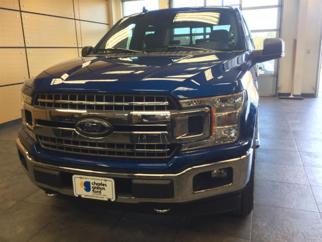 2018 F-150 Crew Cab 4x4, Pickup #181197 - photo 3