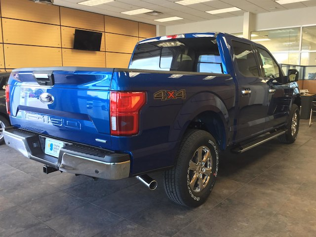 2018 F-150 Crew Cab 4x4, Pickup #181197 - photo 7