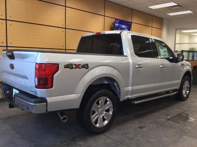 2018 F-150 Crew Cab 4x4 Pickup #181199 - photo 2
