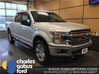 2018 F-150 Crew Cab 4x4 Pickup #181199 - photo 1