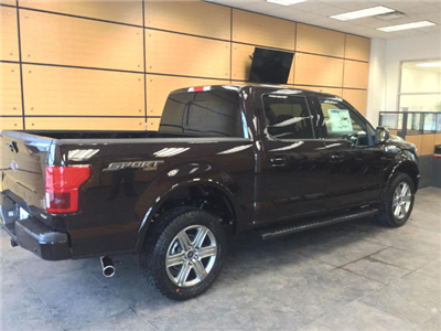 2018 F-150 SuperCrew Cab 4x4, Pickup #181201 - photo 2