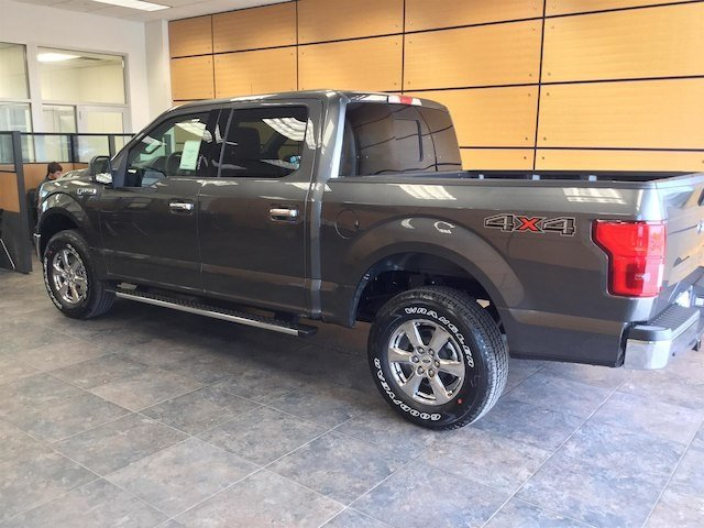 2018 F-150 SuperCrew Cab 4x4,  Pickup #181208 - photo 2