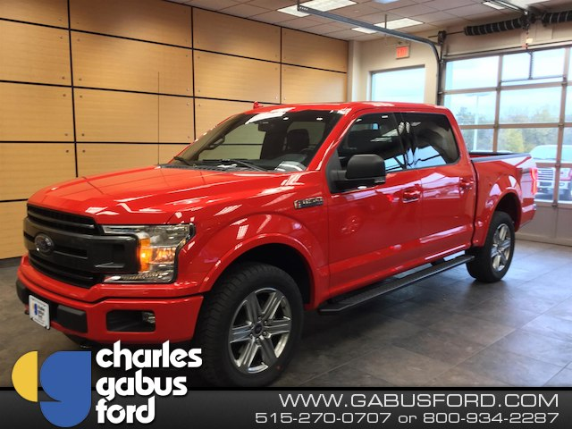 2018 F-150 Crew Cab 4x4, Pickup #181211 - photo 1