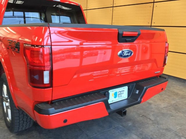 2018 F-150 SuperCrew Cab 4x4,  Pickup #181211 - photo 7
