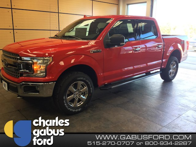 2018 F-150 Crew Cab 4x4, Pickup #181215 - photo 1