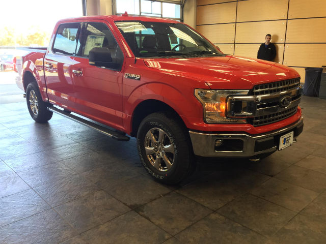 2018 F-150 Crew Cab 4x4, Pickup #181215 - photo 4
