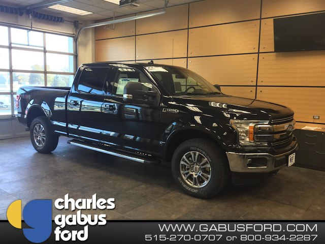 2018 F-150 SuperCrew Cab 4x4, Pickup #181252 - photo 1