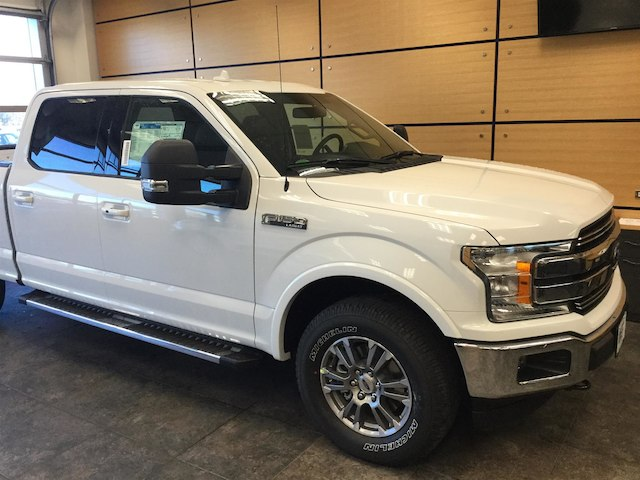 2018 F-150 Crew Cab 4x4, Pickup #181253 - photo 4
