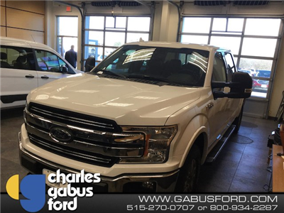 2018 F-150 Crew Cab 4x4, Pickup #181253 - photo 1