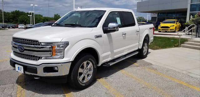 2018 F-150 SuperCrew Cab 4x4,  Pickup #181332 - photo 1