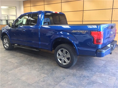 2018 F-150 Super Cab 4x4,  Pickup #181337 - photo 2