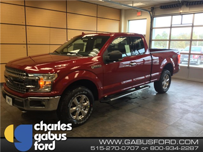 2018 F-150 Super Cab 4x4, Pickup #181381 - photo 1