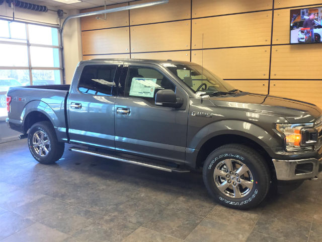 2018 F-150 SuperCrew Cab 4x4, Pickup #181450 - photo 3