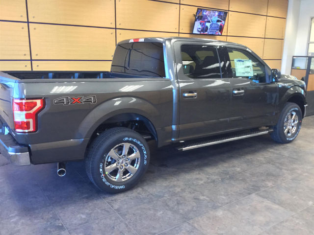 2018 F-150 SuperCrew Cab 4x4, Pickup #181450 - photo 2