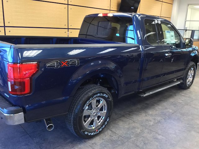 2018 F-150 Super Cab 4x4, Pickup #181600 - photo 2