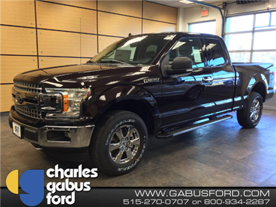 2018 F-150 Super Cab 4x4, Pickup #181601 - photo 1