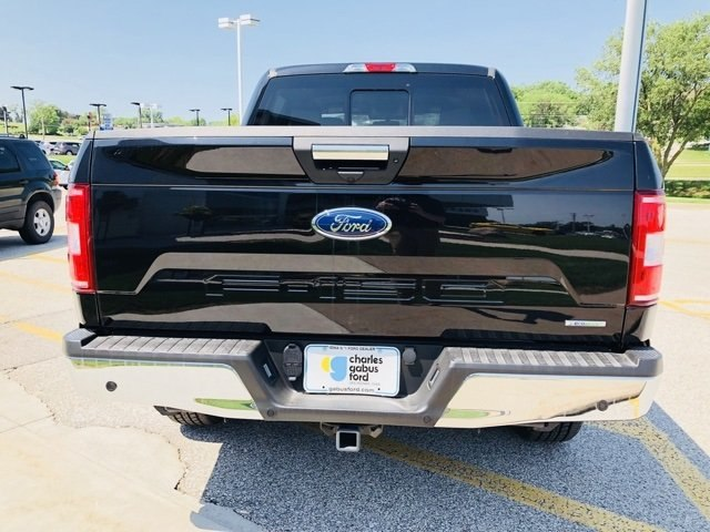 2018 F-150 SuperCrew Cab 4x4,  Pickup #181626 - photo 7