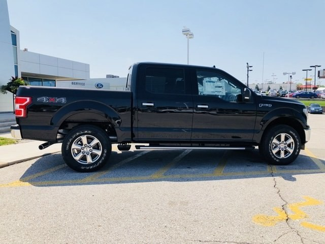 2018 F-150 SuperCrew Cab 4x4,  Pickup #181626 - photo 8