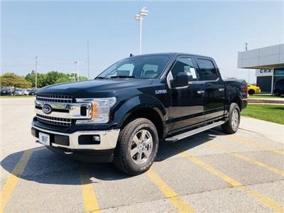 2018 F-150 SuperCrew Cab 4x4,  Pickup #181626 - photo 4