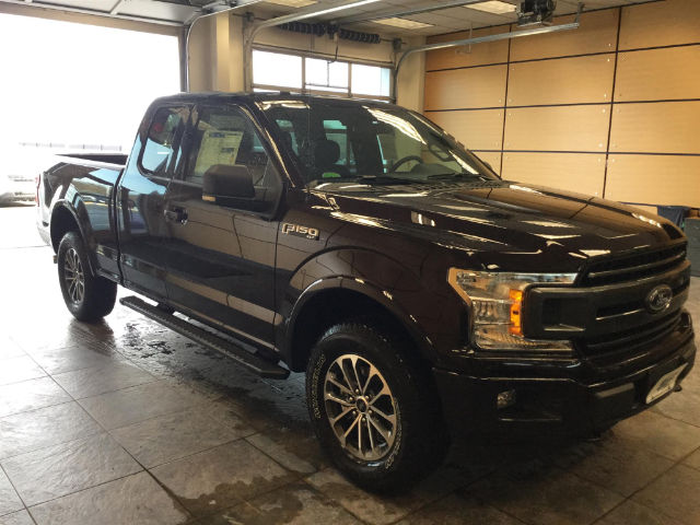 2018 F-150 Super Cab 4x4, Pickup #181635 - photo 4