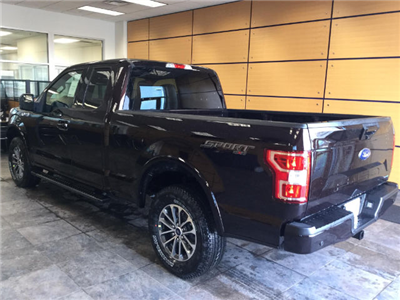 2018 F-150 Super Cab 4x4, Pickup #181635 - photo 2