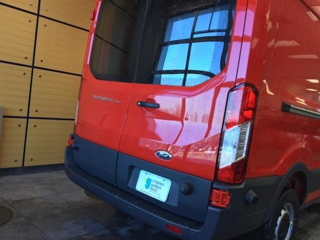 2018 Transit 250 Med Roof,  Empty Cargo Van #181671 - photo 7