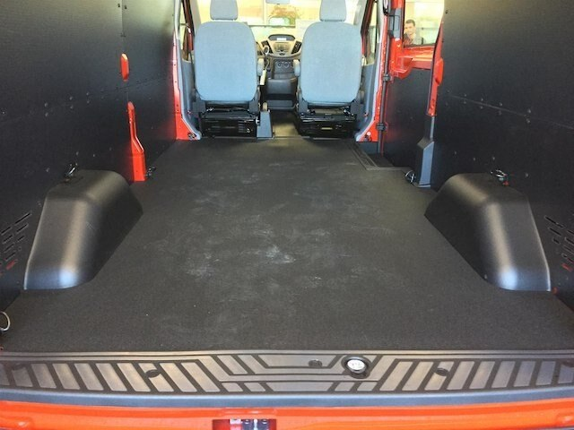 2018 Transit 250 Med Roof,  Empty Cargo Van #181671 - photo 2