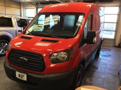 2018 Transit 250 Med Roof,  Empty Cargo Van #181671 - photo 4