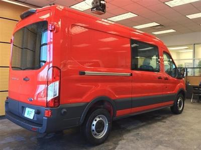 2018 Transit 250 Med Roof,  Empty Cargo Van #181671 - photo 6