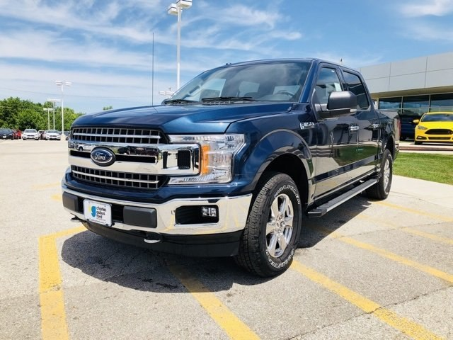 2018 F-150 SuperCrew Cab 4x4,  Pickup #181794 - photo 4