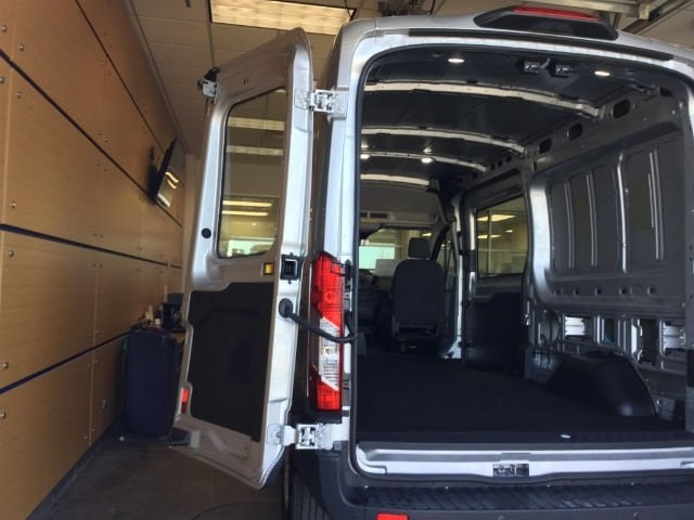 2018 Transit 350 Med Roof 4x2,  Empty Cargo Van #181852 - photo 11