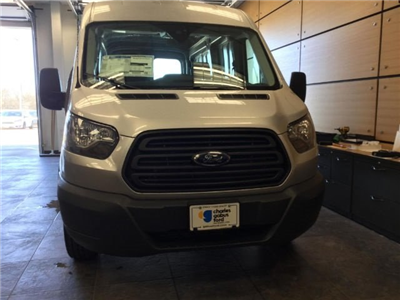 2018 Transit 350 Med Roof 4x2,  Empty Cargo Van #181852 - photo 3