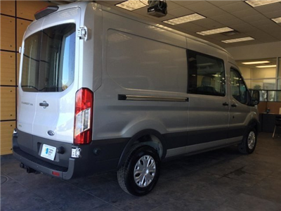 2018 Transit 350 Med Roof 4x2,  Empty Cargo Van #181852 - photo 6