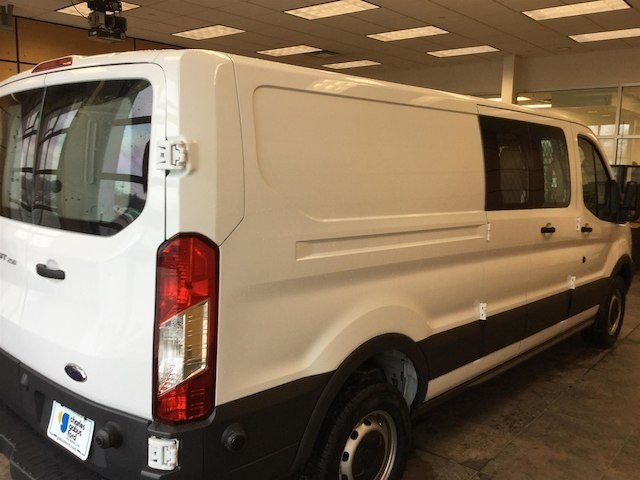 2018 Transit 250 Low Roof 4x2,  Empty Cargo Van #181884 - photo 7