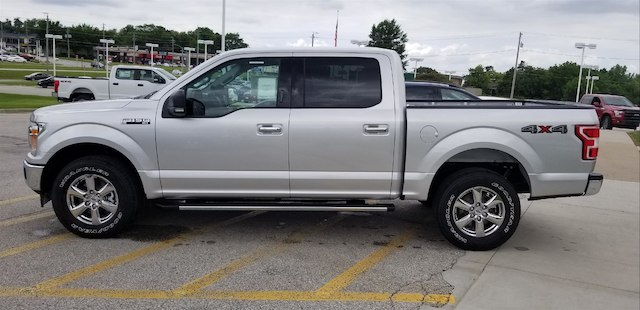 2018 F-150 SuperCrew Cab 4x4,  Pickup #181903 - photo 8