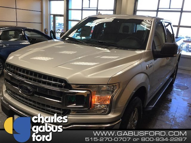 2018 F-150 SuperCrew Cab 4x4,  Pickup #181903 - photo 1