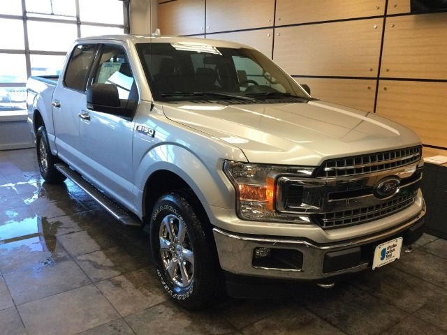 2018 F-150 SuperCrew Cab 4x4,  Pickup #181903 - photo 3