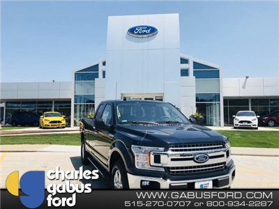 2018 F-150 Super Cab 4x4,  Pickup #181918 - photo 1