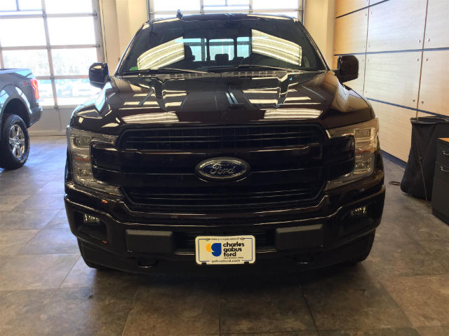 2018 F-150 SuperCrew Cab 4x4, Pickup #182051 - photo 3