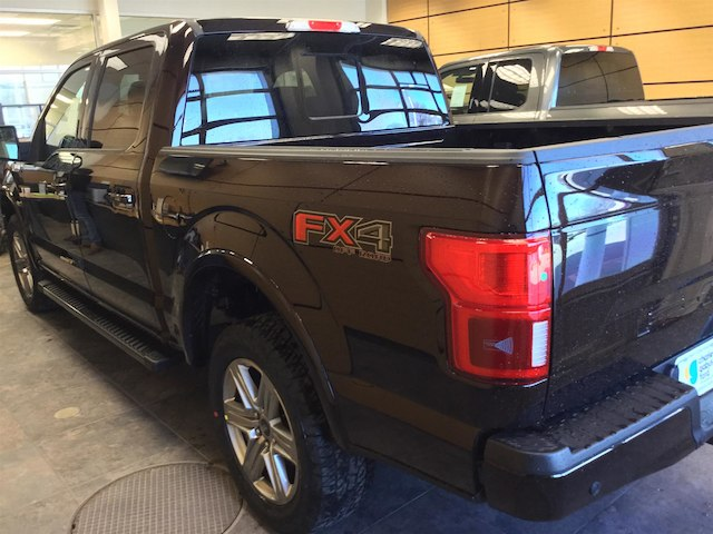 2018 F-150 SuperCrew Cab 4x4, Pickup #182051 - photo 6