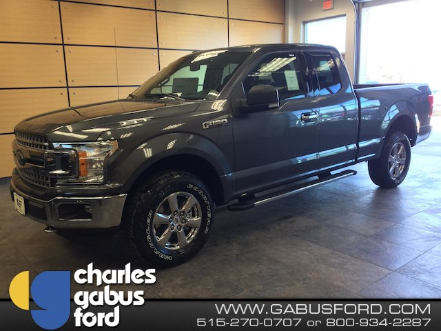 2018 F-150 Super Cab 4x4, Pickup #182054 - photo 1