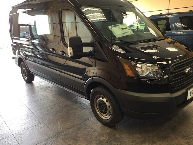 2018 Transit 250 Med Roof 4x2,  Empty Cargo Van #182066 - photo 4