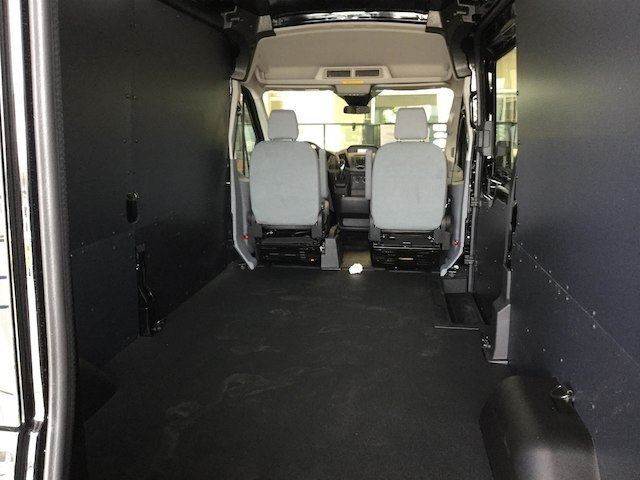 2018 Transit 250 Med Roof 4x2,  Empty Cargo Van #182066 - photo 2